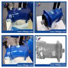 Гидравлический двигатель с сопротивлением абразивному износу