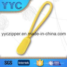 Diseño personalizado TPU Cord Zipper Puller para deportes al aire libre