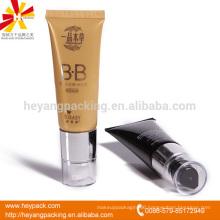 50ml plastic pump colored plastic tube