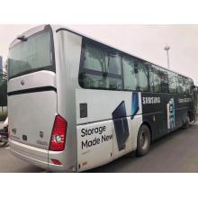 Ônibus Yutong usado para viagens