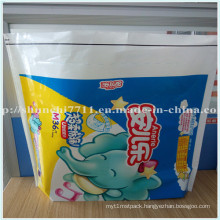 Stand-up Plastic Packaging Bag for Baby Diapers
