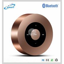 Промотирование портативного беспроволочного диктора Bluetooth касания для подарка Кристмас