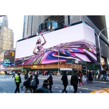 P10 Outdoor Billboard LED Display met hoge helderheid