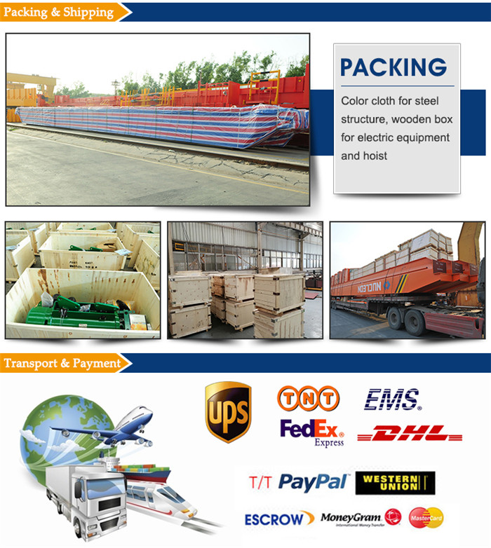 Packing Of Jib Crane