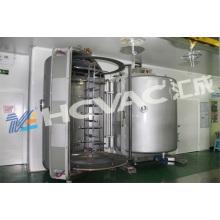 HCVAC Plastic Spoon Silver Coating Máquina de metalización al vacío