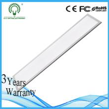 Rectángulo Plano Empotrable 30X120cm Panel de luz LED 40W