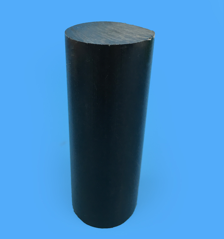 Black MC Nylon Rod