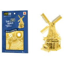 Rompecabezas educativo de Matel 3D Rompecabezas de juguetes de bricolaje (10244336)
