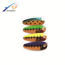 SNL016 china wholesale alibaba fishing lure component mould jigging metal spoon lure