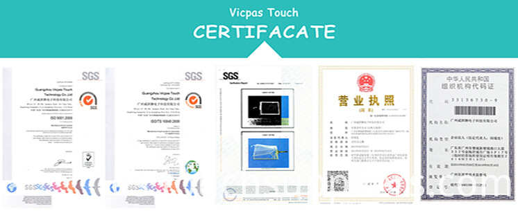 Certification of VICPAS