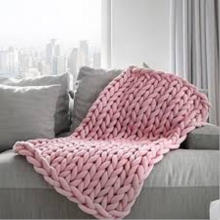 Wholesale Home Knit Blanket