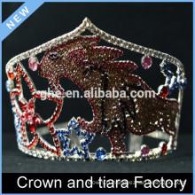 Carnival crown, Masonic crown, royal decorative crown