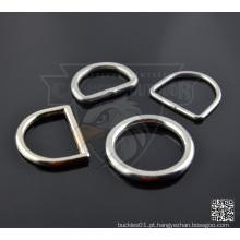Metal soldados anéis sortidos para correias