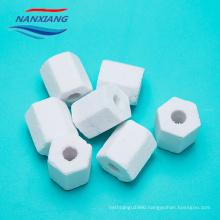Ceramic hexagonal bio ring water filter & aquarium canister filter