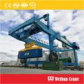 Железнодорожный грузовой контейнерный кран