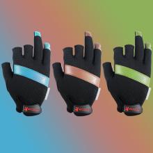 Рыбалка Парусные перчатки Три перчаточных рыболовных перчатки для наружного лодочного спорта и рыболовных перчаток