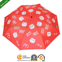 Wettbewerbsfähige Großhandel Sonnenschirm Regenschirm für Geschenkartikel (FU-3821B)
