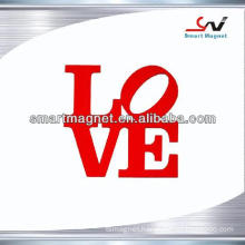 high quality waterproof pvc car magnet