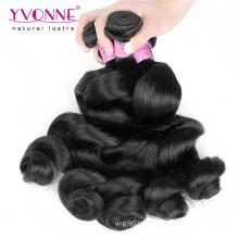 Wholesale Human Hair Extension Peruvian Loose Wave Virgin Hair