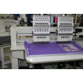 New 12 needles computerized cap+t-shirt embroidery machine china prices