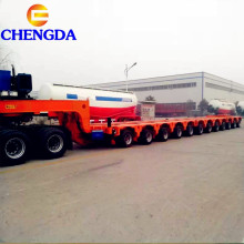 Multiaxial Low bed 100tonTrailer