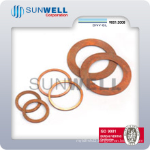 Annealed Copper Gasket, Copper Washer (SUNWELL 1200)