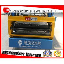 Tipo de máquina para uso de techos y tejas Máquina formadora de rollos de doble capa