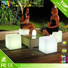 Qualquer tamanho LED Cube / LED Cube Cadeiras / Light Cube Seat