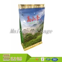 Alta Qualidade Por Atacado Personalizado Impressão De Calor Selo Orgânico Vazio Saco De Chá Com Etiqueta Privada Logotipo Para Venda
