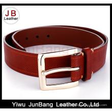 Fivela de costura PU Belt com mão para vestidos