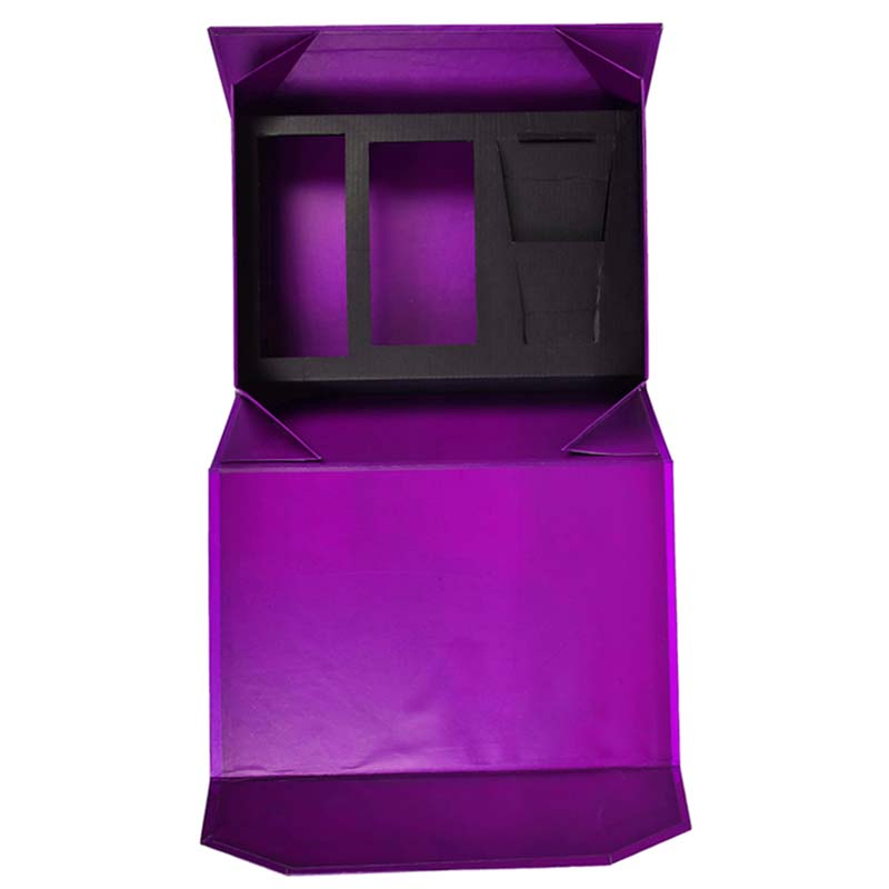 the folding packaging gift box