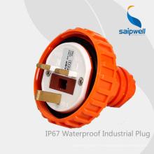 Штепсельная вилка 2014 saip промышленная / saipwell / ce mark / saa australia с CE и высоким качеством