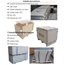 China Caja de madera que hace la máquina