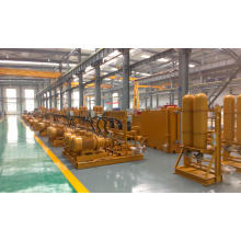 Hydraulic System Of Pipe Rolling Mill