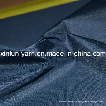 Tela de nylon impermeável do tafetá para o vestuário / barraca / saco / revestimento