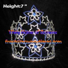 Star Shaped Wholesale Pageant Crowns---Forth Of July