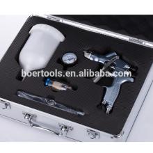 Top-Qualität Auto Malerei LVMP Spritzpistole HD-1KIT Alu-Koffer verpackt
