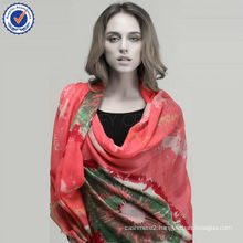 2016 autumn new style fashionablel printing scarf blended scarf