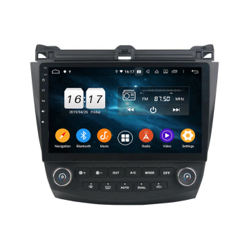 Accord 7 2003-2007 auto multimedia android 9.0