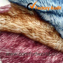 Artificial Fur Fabric Fort Car Seat Cover