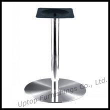 201 и 304 нержавеющей стали Круглый стол база (СП-STL102)