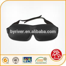 Novo 3D curvo moldado dormindo máscara de olho, sombra de olho