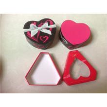 В форме сердца Коробка конфет на День Святого Валентина