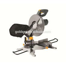 """255mm 1800W Wood Cutting Cut Off Circular Saw Promotional Electric Power 10"""" Miter Saw"""