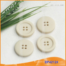 Polyester button/Plastic button/Resin Shirt button for Coat BP4212