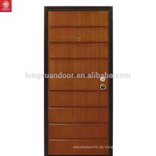 Interieur Traditionelle Stil Custom Walnut Holz Tür Design