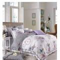 Flower design de piano Ensemble de literie Ensemble de couette en duvet Textile textile à la maison Impression réactive