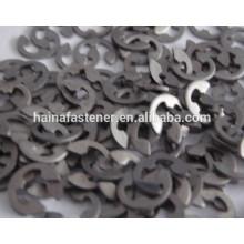Circlip de acero inoxidable din6799, anillo de seguridad personalizado circlips DIN471
