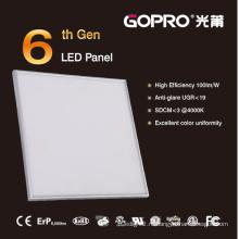 Супер узкая рамка 48W 100lm / W CCT & яркость регулируемый свет панели СИД