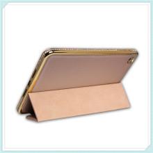 para iPad Mini Funda, para iPad Mini Funda de cuero Diamond